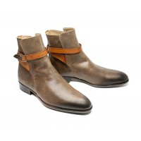 vintage Brown jodhpur boots
