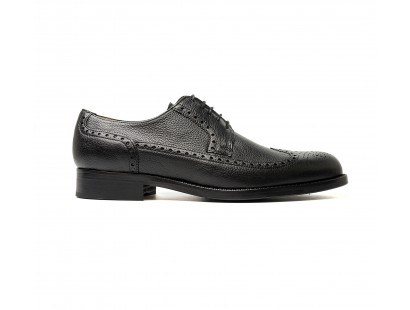 Black Country Grain full brogue derby
