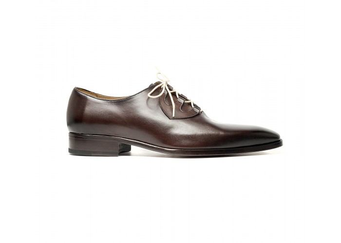 "niger calf ""ghillie"" oxford"