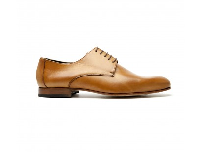 smooth brown derbies